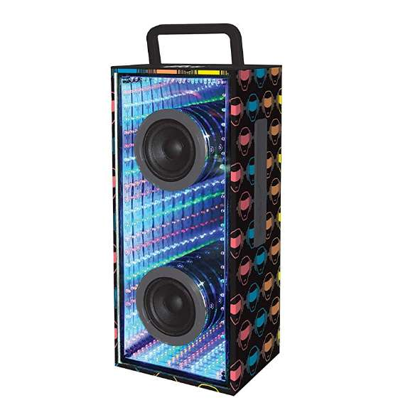 17€ l'enceinte Bluetooth lumineuse iParty Lexibook