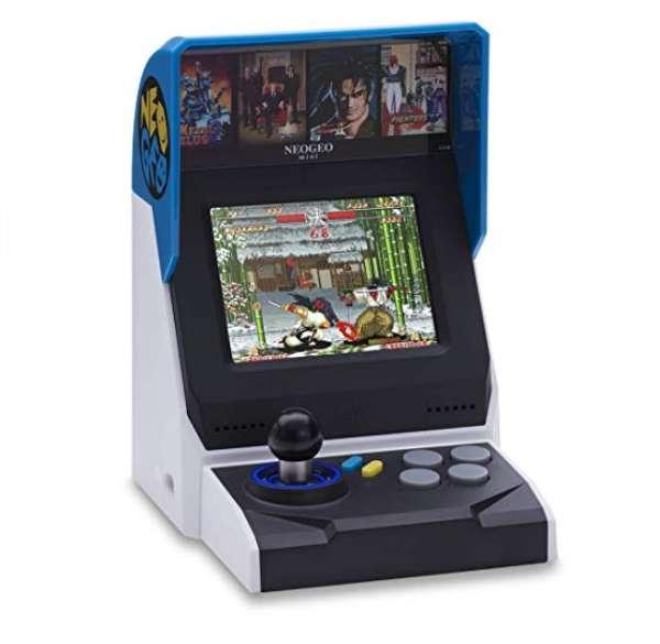 79€ la console retro NEO GEO Mini