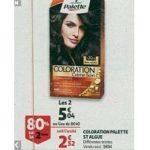 Bon Plan Coloration Palette Schwarzkopf chez Auchan (06/02 - 12/02) - anti-crise.Fr