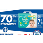 Bon Plan Couches Pampers Baby Dry chez Carrefour (12/02 - 25/02) - anti-crise.frBon Plan Couches Pampers Baby Dry chez Carrefour (12/02 - 25/02) - anti-crise.fr