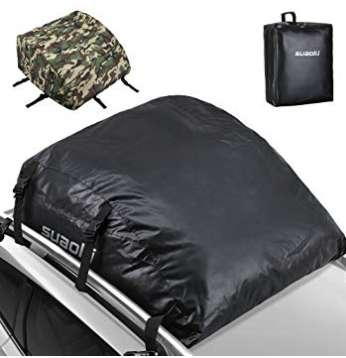 17,7€ le sac coffret de toit pour voiture