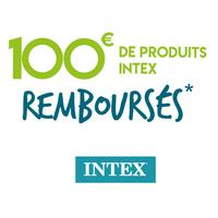 Offre de Remboursement Intex : Jusqu'à 100€ de Produits Remboursés