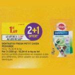 Bon Plan Bâtonnets DentaStix Pedigree chez Intermarché - anti-crise.fr