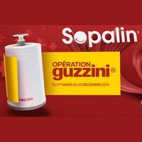 Bon Plan Sopalin : 1 Porte Essuie-Tout Guzzini Offert