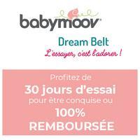 Offre d'Essai Babymoov : Ceinture Dream Belt Conquise ou 100% Remboursé