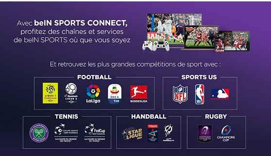 Bon plan abonnement BeInSports en promo ( 68€ pour 12 mois)