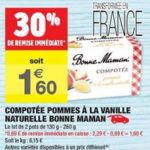 Bon Plan Compotée Bonne Maman chez Carrefour Market (05/03 - 17/03) - anti-crise.fr