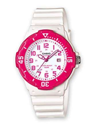 16,99€ la montre Casio LRW-200H