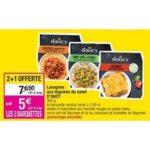 Bon Plan Plats Végétariens d'Aucy chez Cora (05/03 - 11/03) - anti-crise.fr
