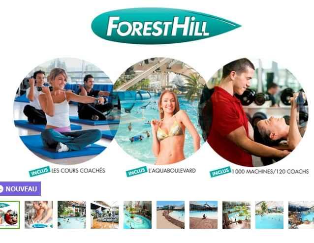 Abonnements à prix réduits à Forest Hill