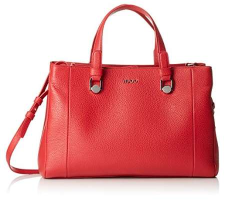 135€ le sac Hugo Boss Mayfair Tote Rouge