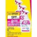 Bon Plan Détachant K2R chez Cora (05/03 - 11/03) - anti-crise.fr