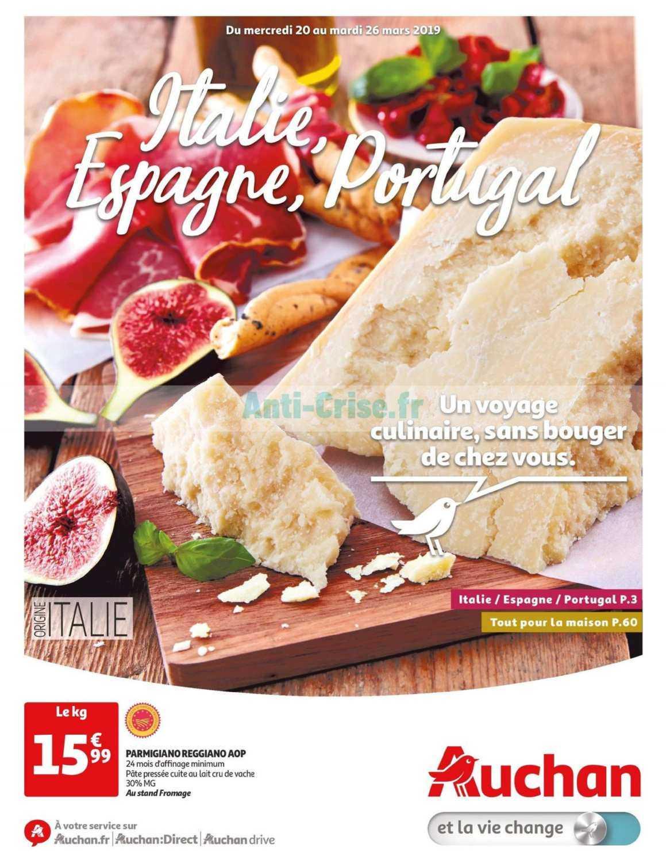 Catalogue Auchan du 20 au 26 mars 2019