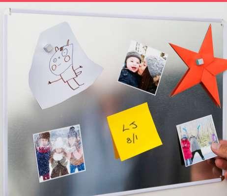 Photobox : 9 magnets personnalisés gratuits (+3.95 fdp)