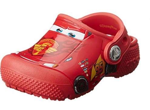 12,25€ les Crocs Fun Lab Cars pour garçons