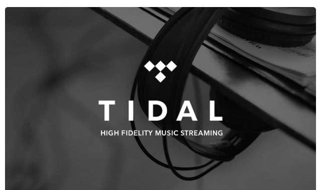 2 mois gratuit à Tidal ( Musiques)