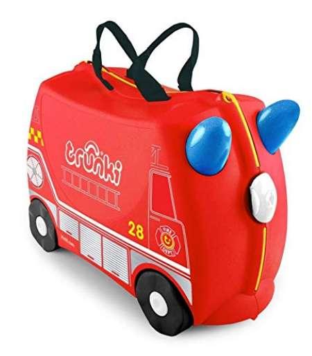 24,79€ la valise cabine Trunki pour enfant