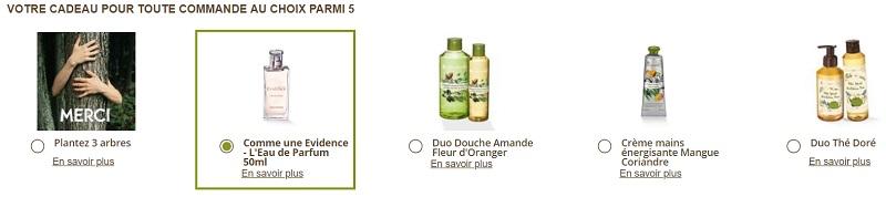 Yves Rocher 40 De Remise Sur Tout Plus 1 Parfum En Cadeau