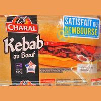 Offre de Remboursement Charal : Kebab Satisfait ou 100% Remboursé en Bon