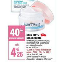 Soin Lift+ Diadermine chez Carrefour Market (03/05 – 26/05)