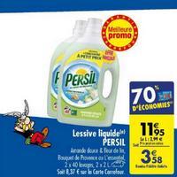 Lessive Liquide Persil chez Carrefour (09/04 – 22/04)