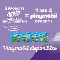 Bon Plan Milka : 3 Produits Achetés = 1 Playmobil Offert
