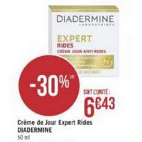 Soin Diadermine Expert chez Géant Casino (16/04 – 28/04)