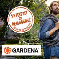 Offre d'Essai Gardena : Tuyau d'Arrosage LIANO Satisfait ou 100% Remboursé