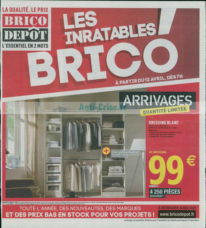 catalogue brico d p t du 12 au 25 avril 2019 catalogues promos bons plans economisez. Black Bedroom Furniture Sets. Home Design Ideas