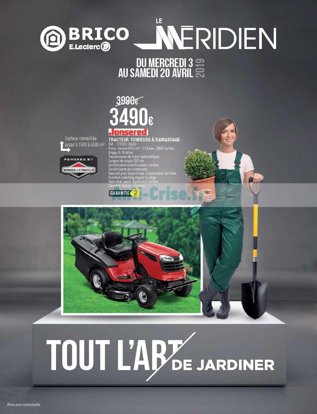Catalogue Leclerc Local Du 03 Au 20 Avril 2019 Tarbes