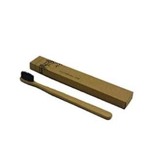 0.88€ port inclus la brosse à dents en Bambou