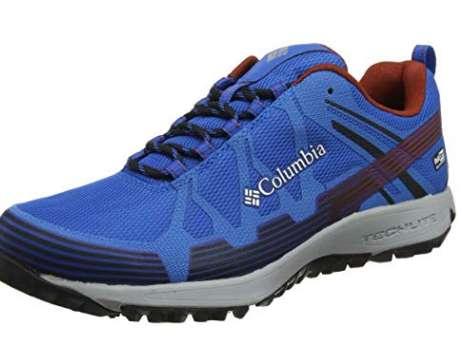 47,95€ les chaussures de randonnées Columbia Conspiracy V Outdry