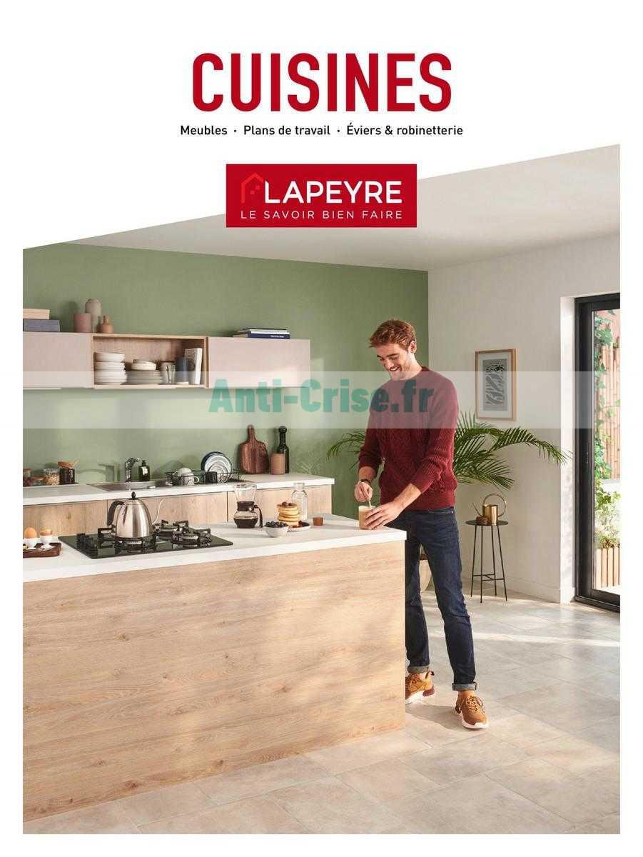 Catalogue lapeyre du 17 avril au 31 d cembre 2019 catalogues promos bons plans economisez - Catalogue cuisine lapeyre ...