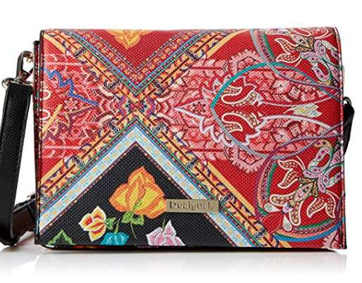 27€ le sac Desigual Folklore Cards Imperia Women