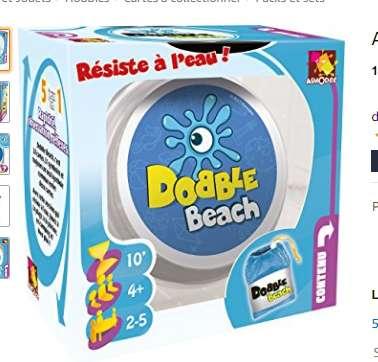 8€ le jeu Dobble Beach Asmodee