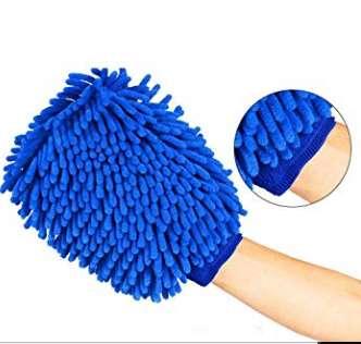 2,69€ le gant eponge pour laver sa voiture