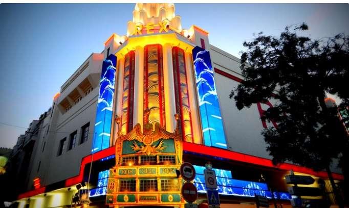 Cinéma grand Rex : 6.9€ le billet