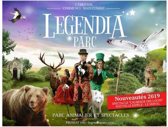 Billets à prix réduits pour Legendia Parc