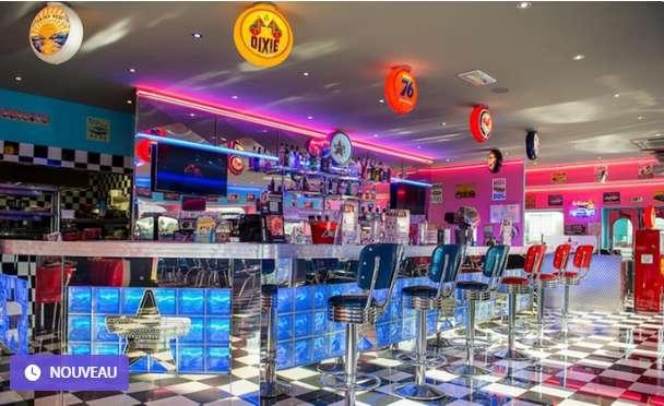 Promo Restaurants Memphis : 10€ de réduction sur l'addition