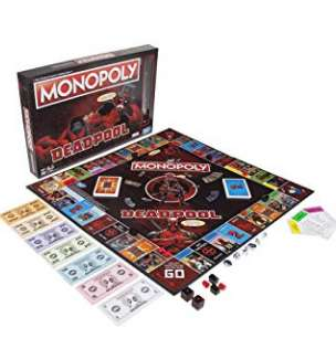 13,45€ le Monopoly DeadPool