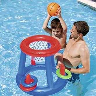 6,99€ le panier de basket pour piscine Bestway