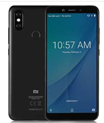 135€ le smartphone XIAOMI MI A2  4go – 64go