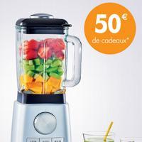 Bon Plan Magimix : 50€ de Cadeaux pour l'achat d'un Blender