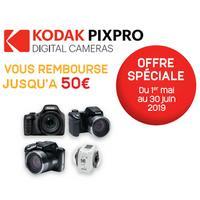Offre de Remboursement Kodak : Jusqu'à 50€ sur Appareil Photo ou Caméra