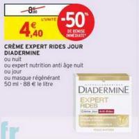 Crème Expert Diadermine chez Intermarché (14/05 – 26/05)