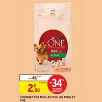 Croquettes chien Purina chez Intermarché (14/05 – 26/05)