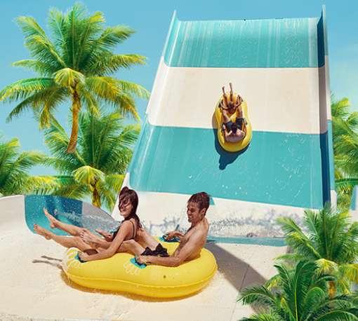 Aqualand : billets moins chers sur vente privée