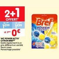 Bloc WC Bref chez Leader Price (21/05 – 02/06)