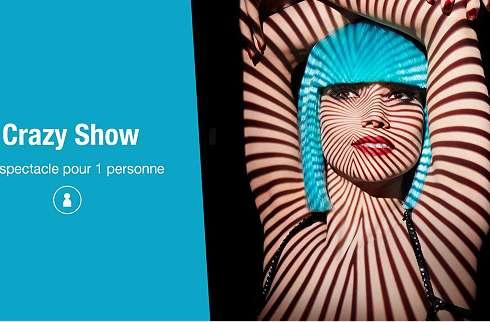 Crazy Horse Paris : billets à moitié prix