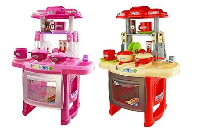 Jouet: 15€ la cuisine pour enfants